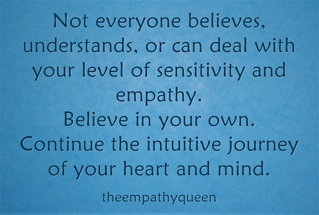 theempathyqueen_sensitivity and empathy